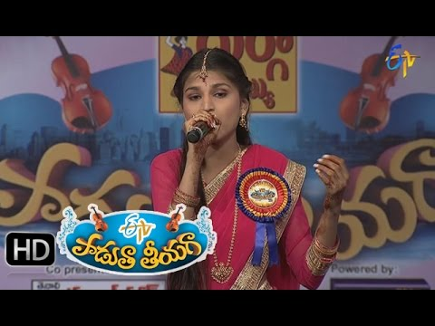 Sri-Rama-Lera-O-Rama-Song--Akhila-Performance-in-ETV-Padutha-Theeyaga--21st-March-2015
