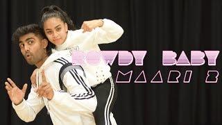 Maari 2 - Rowdy Baby | DANCE | Dhanush | Yuvan Shankar Raja | Jeya Raveendran