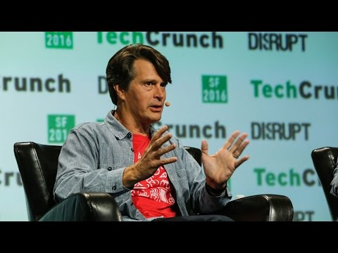 John Hanke of Niantic Labs has Pokémon Plans at Disrupt SF