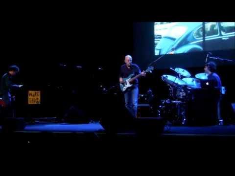 Enzo Pietropaoli Wire Trio – Soul Sacrifice - Live in Roma online metal music video by ENZO PIETROPAOLI