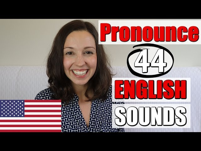 Video Pronunciation of pronounce in English