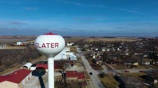 Slater Aerial Footage