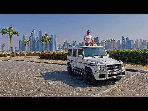GoPro HERO7 Black Review Met G63 AMG in Dubai! - Tech Vlog