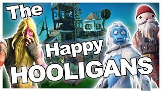 The Happy Hooligans V.S. Shrek