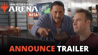 Open Beta Announce Trailer