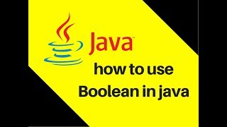 5.1 how to use Boolean in java