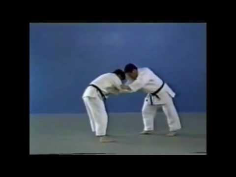 Judo - Osoto-otoshi