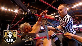 Witness the aftermath of Imperium's assault on Moustache Mountain: NXT UK Exclusive, July 3, 2019