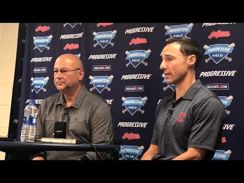 Chris Antonetti disappointed in Cleveland Indians' 2019 finish