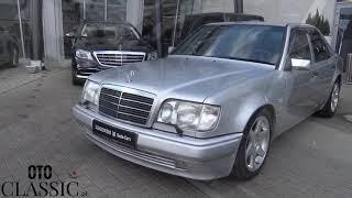 1995 Mercedes W124 E500 limited Walkaround Exhaust Sound Start Up Revs