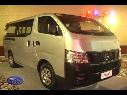 Industry News Launch of the all-new Nissan Urvan