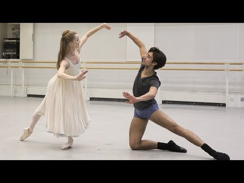 Watch LIVE: The Royal Ballet rehearse <em>The Nutcracker</em> on 21 November 2018