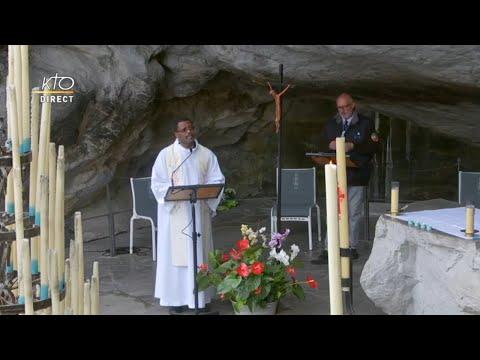 Chapelet à Lourdes du 23 mai 2020