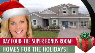 Homes For Holidays | Winter Garden, FL | Model Home Tour | Super Bonus Room! | Dream Finders Homes