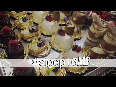 Sigep 2016 - L'internazionalizzazione della gelateria italiana