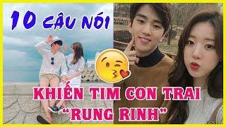 """10 Câu Nói Khiến Tim Con Trai """"Rung Động"""" Gấp Chục Lần Câu """"Em Yêu Anh''   Blog HCĐ ✔"""