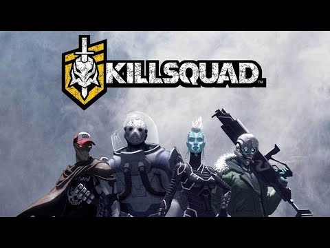 Killsquad - Squad Based Sci Fi Mercenary Action RPG