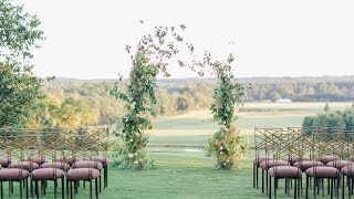 Mayesh Design Star: Floating Floral Arbor