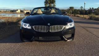 2016 BMW Z4 M Sport SDrive35i - HD Walkaround - Black Sapphire