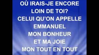 MON JÉSUS MON TOUT   Athom's & Nadège Mbuma