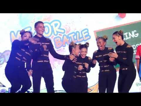 Bling Finalistas Mejor Grupo de Baile Zona Oeste