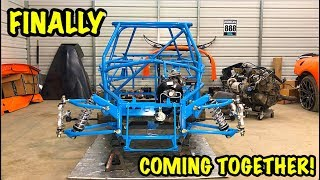 Turning A Salvaged Car Into A Street Legal Race Car Part 4