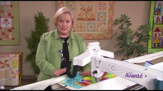 Handi Quilter Quilter's Academy™ Longarm Basics: Series One - Using Rulers And Templates