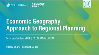 Economic Geography Approach to Regional Planning