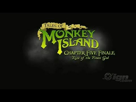 Tales of Monkey Island - Chapter 5 : Rise of the Pirate God Wii