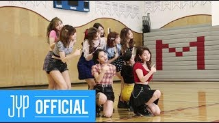 "TWICE ""LIKEY"" MV BEHIND"