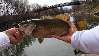 Fishing Denver's South Platte River(Trash or Secret Fishing Stash)