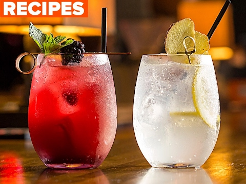 Video 3 Nonalcoholic Drink Recipes You'll Fall in Love With