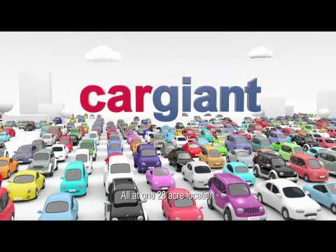 Car Giant TV Ad (Animation Cost) Video