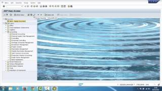Sap Tutorial For Beginners SAP Training Navigation 1