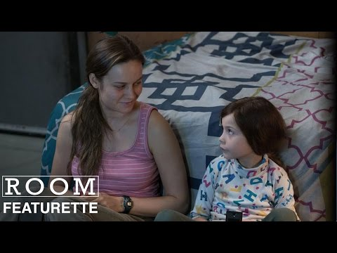 Room (Featurette 'Brie and Jacob')