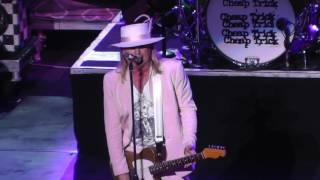 Cheap Trick 9/8/16: 3 - Lookout - SPAC, Saratoga Springs, NY