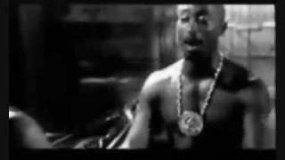 2pac (Makaveli) - Whatcha Gonna Do (Video - Lyrics)