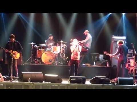 Kaiser Chiefs - Caroline, Yes sound check Viper Theatre 16-10-2014
