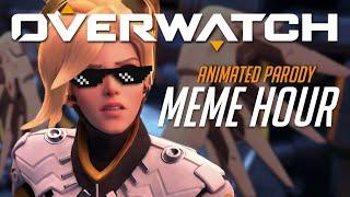 Overwatch Animated Short | Meme Hour