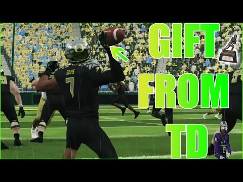 AD DOES SOMETHING HIS BROTHER NEVER COULD!!! NCAA FOOTBALL QB ROAD TO GLORY