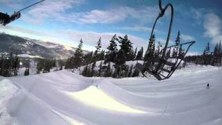 Blackcomb Park - Jan.08.2016