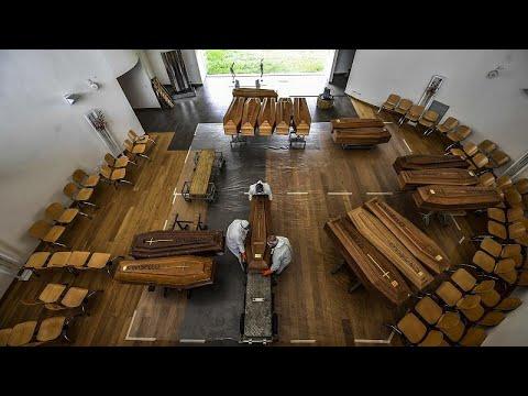 Ιταλία – COVID-19: 812 θάνατοι μέσα σε 24 ώρες – Ξεπέρασαν τις 101.000 τα κρούσματα…