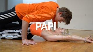 ISABELA MERCED   PAPI   Dance Choreography By Tian Cehic And Petra Ravbar
