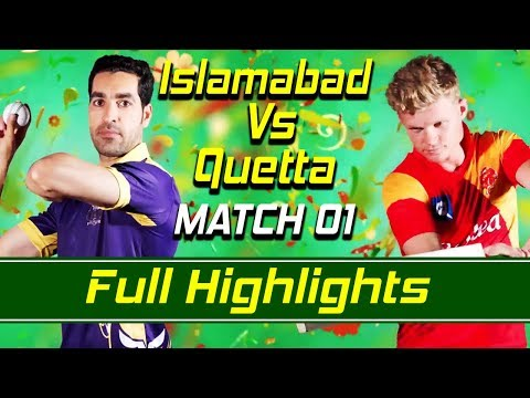 Islamabad United Vs