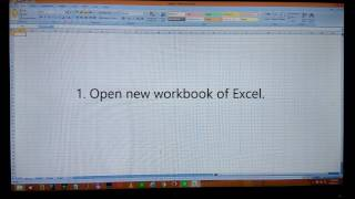 Excel tutorial for SSC-CGL CPT
