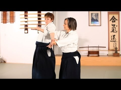 How to Do Udekime Nage | Aikido Lessons