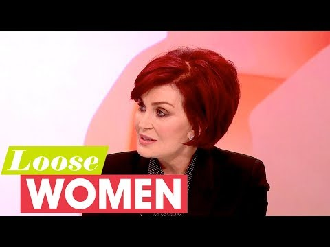 Sharon Osbourne and The Loose Women Discuss Temporary Marriage | Loose Women