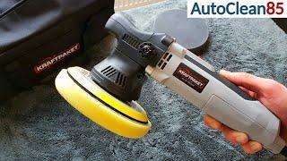Meine NR.1 Einsteiger Poliermaschine / Dino Kraftpaket Exzenterpoliermaschine / Auto polieren