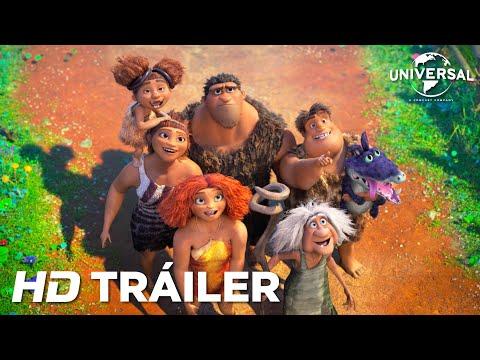 Trailer Los Croods: Una nueva era
