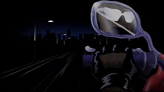 Major Lazer - Night Riders(feat. Travi$ Scott, 2 Chainz, Pusha T, & Mad Cobra)(Official Lyric Video)